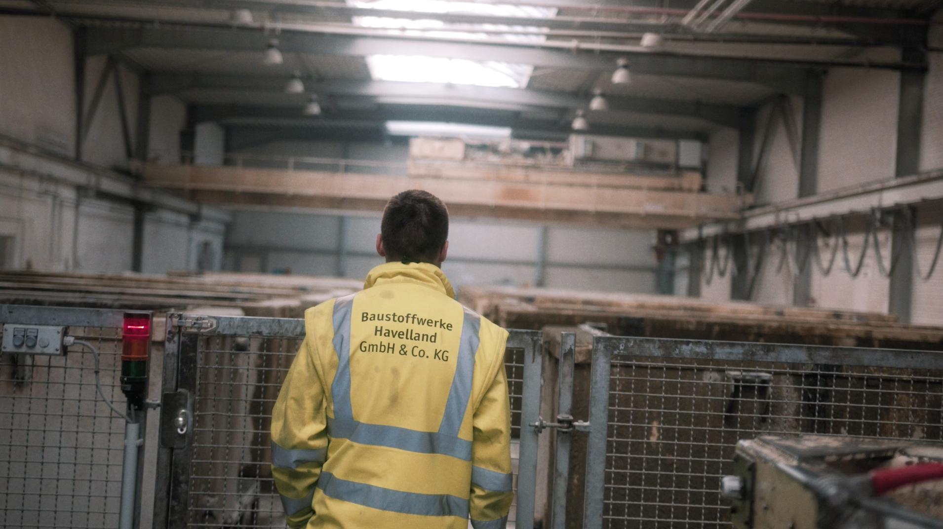"""""""Das muss laufen."""" - Mein Job als junger Produktionsleiter bei den Baustoffwerken Havelland"""